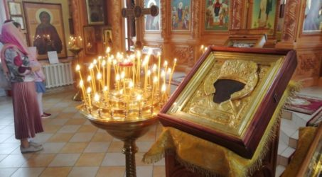 Завершился Сарапульский Казанский крестный ход 2019 года