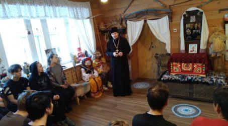 Священник рассказал сарапульской молодёжи о покровительнице российского студенчества — святой мученице Татиане